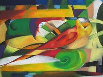 Neoexpressionismus, Malerei