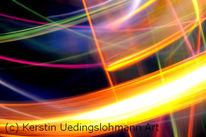 Klar, Lichtspuren, Farben, Kontrast