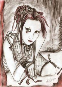 Musik, Zeichnungen, Absurd art,