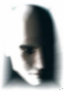 Menschen, Gedanken, Kopf, Portrait