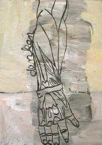 Zeichnungen, Arm, Denken
