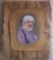 Portrait, Ölmalerei, Fotorealismus, Menschen