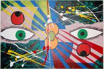 Seele, Malerei, Abstrakt