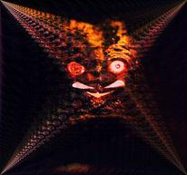 Digitale kunst, Monster