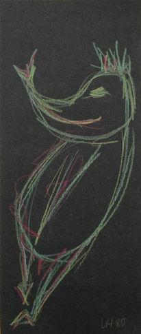 Hippo, Zeichnung, Zeichnungen