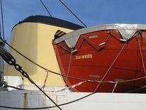 Buch, Fotografie, Rettungsboot, Hansahafen