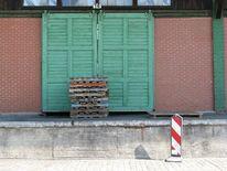 Hamburg, Schuppen, Fotografie, Lagerhaus
