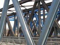 Hamburg, Brücke, Stahl, Fotografie