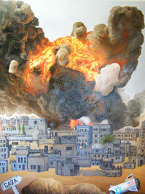Israel, Usa, Massaker, Gaza