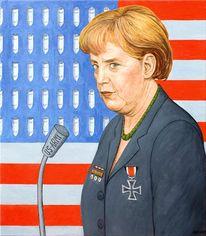 Merkel, Armee, Politik, Deutschland