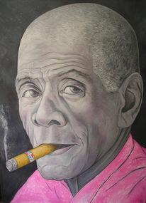 Portrait, Dominikanischerepublik, Zigarre, Karibik