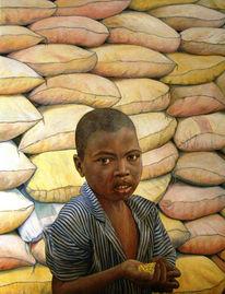 Afrika, Menschenrechte, Globalisierung, Hunger