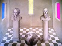 Kant, Weltkugel, Philosophie, Sokrates