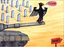 Friedhof, Politik, Krieg, Bundesadler