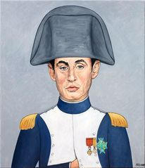 Sarkozy, Napoleon, Uniform, Frankreich