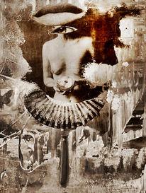 Digitale kunst, Menschen, Jungfrau