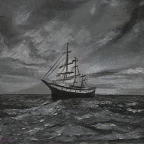 Malerei, Storm