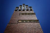 Hochzeitsturm, Darmstadt, Fotografie, Architektur