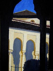Gebäude, Renata proft, Licht, Schatten