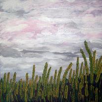 Landschaft, Himmel, Regen, Renata proft