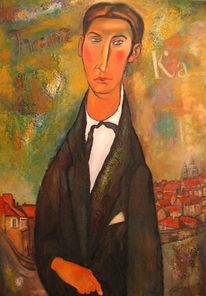 Kunsthandel, Ölmalerei, Malerei, Figural
