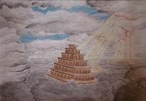 Hobbymalerei, Aquarell, Babylon