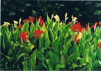 Natur, Realismus, Landschaft, Pflanzen