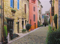 Mittelmeer, Nizza, Frankreich, Idylle