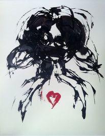 Grafik, Abstrakt, Liebe