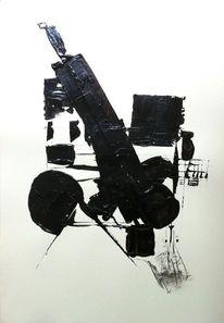 Grafik, Abstrakt