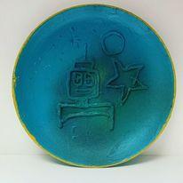 Keramik, Roboter, Kunsthandwerk