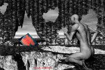 Digitale kunst, Surreal, Krieg