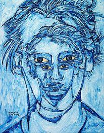 Geist, Multidimensionalität, Portrait, Sein