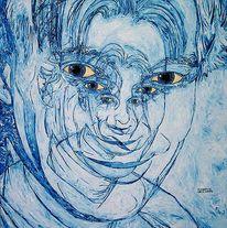 Geist, Multidimensionalität, Portrait, Humanismushuman