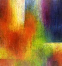 Abstrakt, Geist, Wahrnehmung, Interaktion