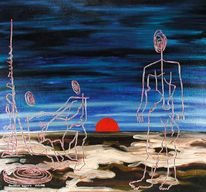 Portrait, Geist, Multidimensionalität, Humanismushuman