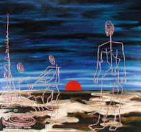 Multible, Geist, Dimension, Multidimensionalität