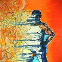 Portrait, Geist, Multidimensionalität, Wesen
