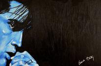 Elvis presley, Malerei, Figural
