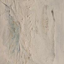 Abstrakt, Blau, Struktur, Sand