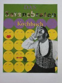 Hänsel und gretel, Kochbuch, Collage, Dalí