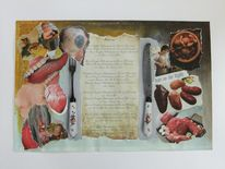 Satansbraten, Ein gedicht, Collage, Hänsel und gretel