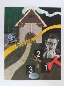 Tatort, Mord, Hexenhaus, Dalí