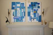 Constructive cubism, Konstructive, Weiß, Konstruktive kunst