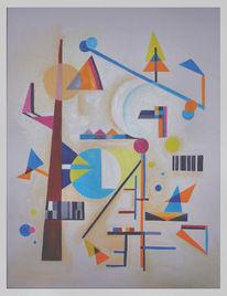 Konstruktiv, Streitkultur, Kubismus, Widerspruch