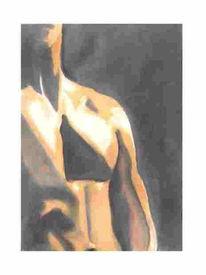 Erotik, Zeichnung, Mann, Menschen