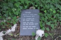 Klima, Schädel, Friedhof, Gedicht