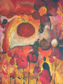 Wertschätzung, Dankbarkeit, Mutter natur, Malerei