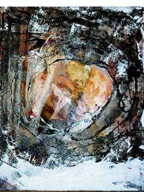 Ölmalerei, Frankreich, Naturgewalten, Sùd