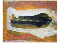 Ausbruch, Box, Malerei, Abstrakt